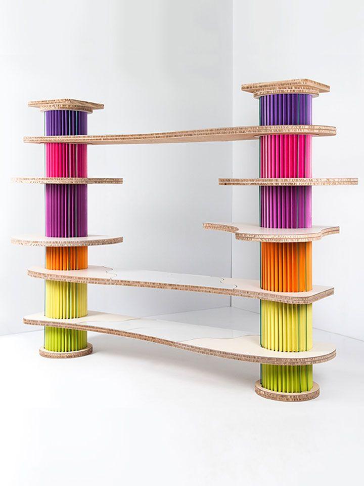Oltre 25 fantastiche idee su divisorio a libreria su for Come costruire colonne in stile artigiano