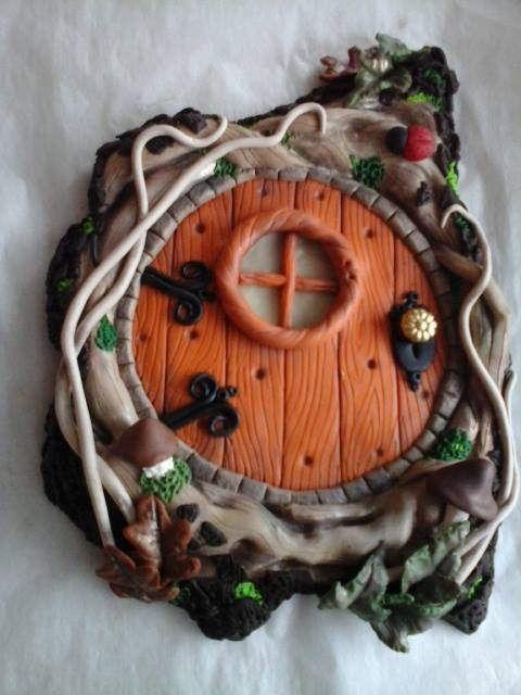 porta di fata fairy door . magic door regalo articoli per