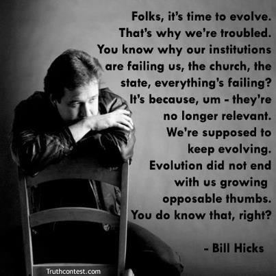 Bill Hicks quote
