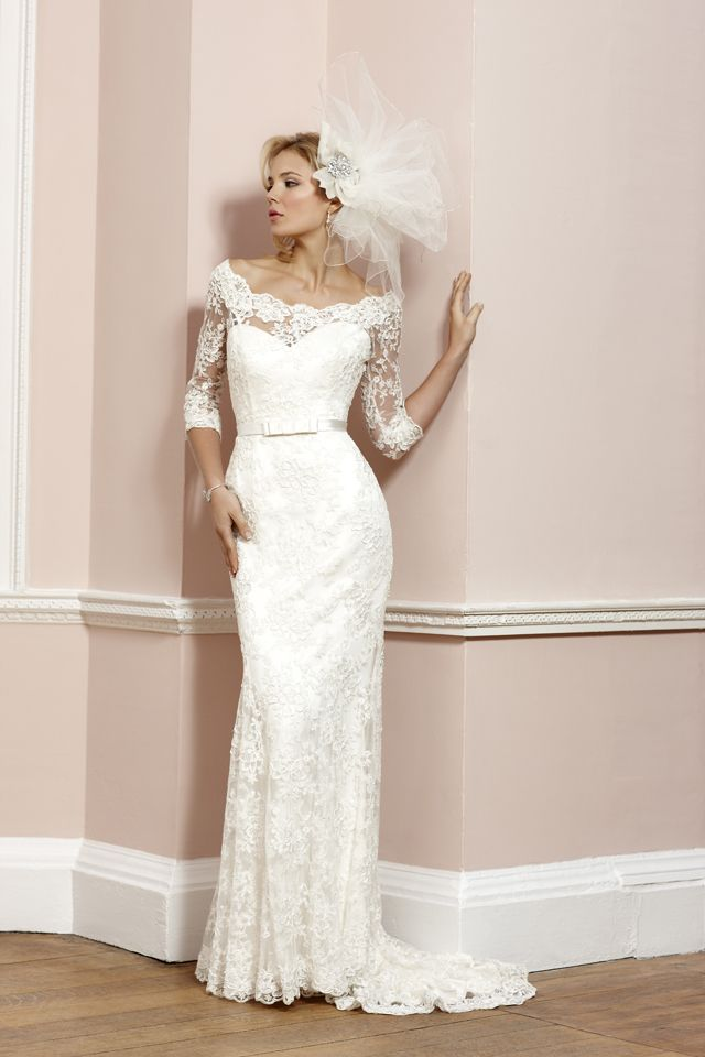 Wedding Dresses – Sassi Holford 2014 Spring Collection