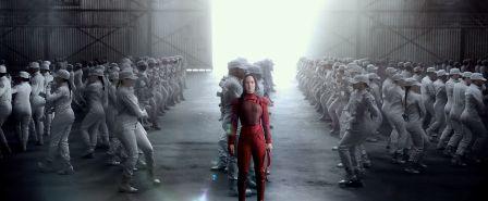 The Hunger Games: Mockingjay - Part 2 2015 Bluray 720p and 1080p Screenshots