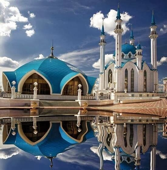 Kazan City Mosque Russia, Kazan is the capital and the largest city of the republic of Tartastan, Russia.