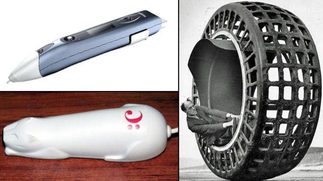 Pięć wynalazków, które miały zmienić nasze życie, a okazały się porażką. http://tvn24bis.pl/informacje,187/piec-wynalazkow-ktore-mialy-zmienic-nasze-zycie-a-okazaly-sie-porazka,484153.html