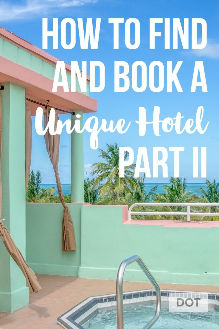 Want The Sites That Will Help You Find And Book A Unique Hotel Check Here For Florida Hotelore Familyvacation Familytravel