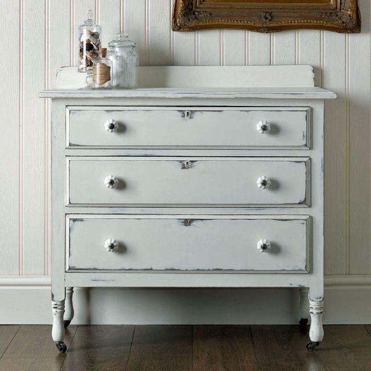 Las 25 mejores ideas sobre muebles de pintura de tiza en - Pintura ala tiza para muebles ...