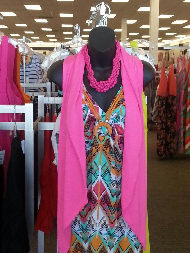 Get This Dress And Accessories At Its Fashion Metro In