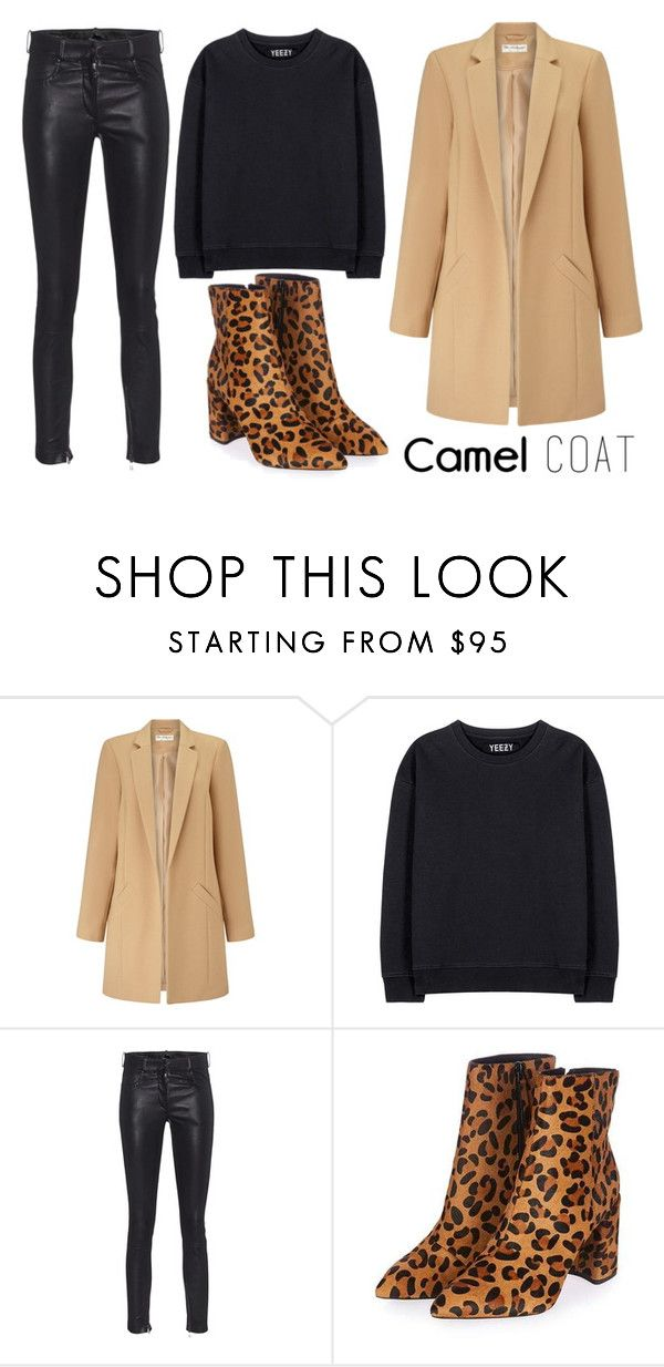 """Leopard Boots"" by mollie-simmonds ❤ liked on Polyvore featuring Miss Selfridge, adidas Originals, SLY 010 and Topshop"