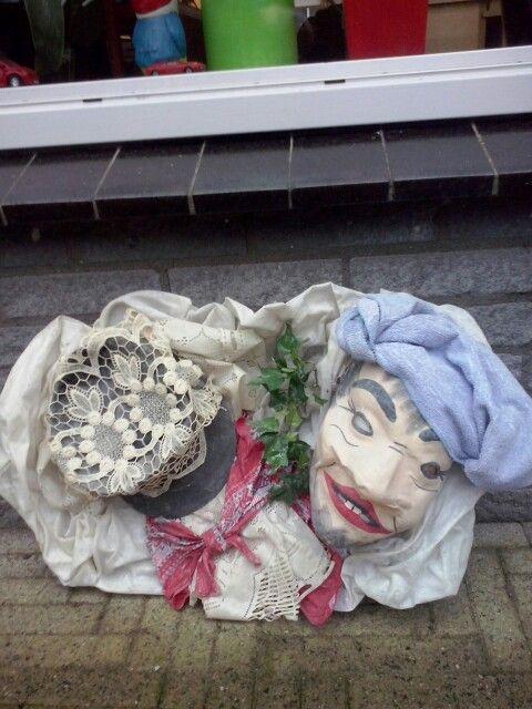 Geveldweil. Vastenavond Bergen op Zoom.