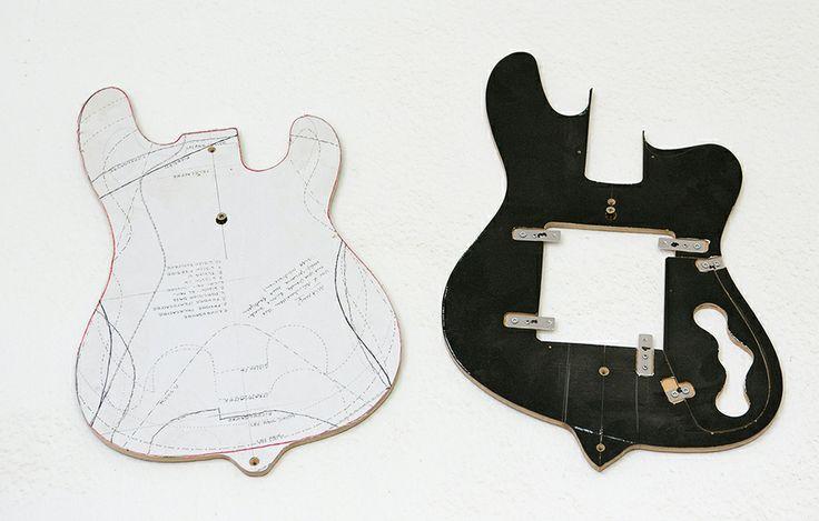 Deimel Guitarworks, Gitarrenanfertigung, Berlin, Schöneberg - www.kiezlich.de