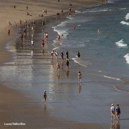 A Coruña tiene más de dos kilómetros de playas en la ciudad. A un paso, las playas de Riazor, Orzán, Matadero, San Amaro, As Lapas y Oza. Ideales para descansar o practicar deportes de mar. www.turismocoruna.com