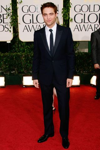 Robert Pattinson one of GQ's Most Stylish Men of the Golden Globes - TwiFans-Twilight Saga books and Movie Fansite