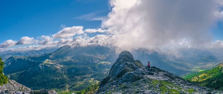 Grazalema - Esperando las nubes - Waiting for the clouds