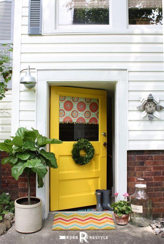 Best 25 Side Door Ideas On Pinterest Side Porch