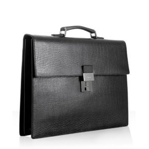 The Style PA for Men: MOST WANTED - Gucci Leather Briefcase