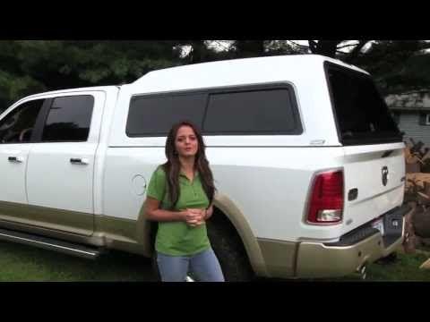 MX Series Truck Caps : A.R.E. Truck Caps and Tonneau ...