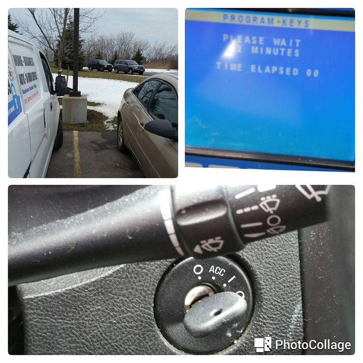 2005 Pontiac G6 car key lost, new car key made on the spot at Buffalo NY.  www.locksmith-Buffalo.com