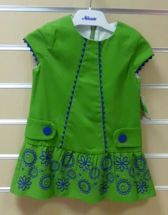 Para niñas mayorcitas, estos vestidos ¡¡¡ a muy buen precio !!! « Travesuras Moda Infantil