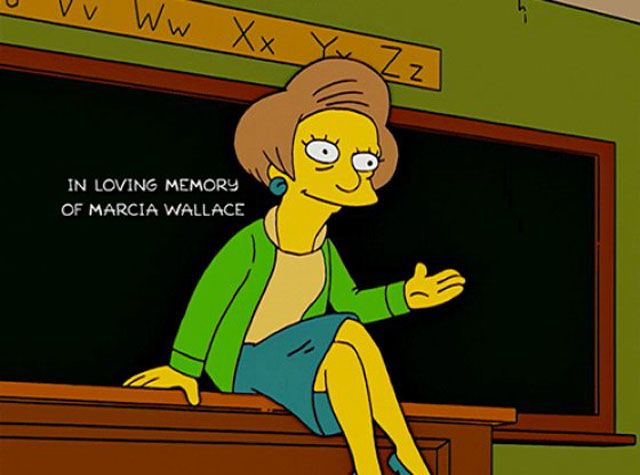 Image result for edna krabappel