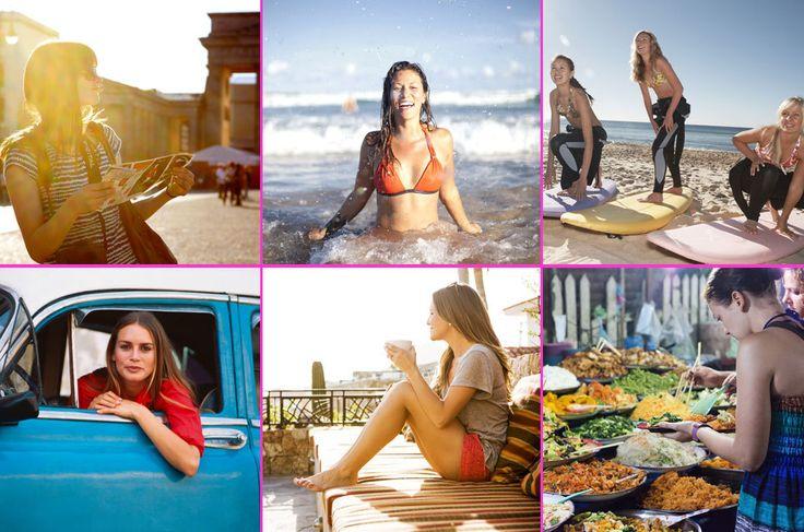 Als Frau allein unterwegs: Vier Reisebloggerinnen verraten, welche Länder sie Urlauberinnen, die solo reisen wollen, empfehlen können. Und welche nicht.