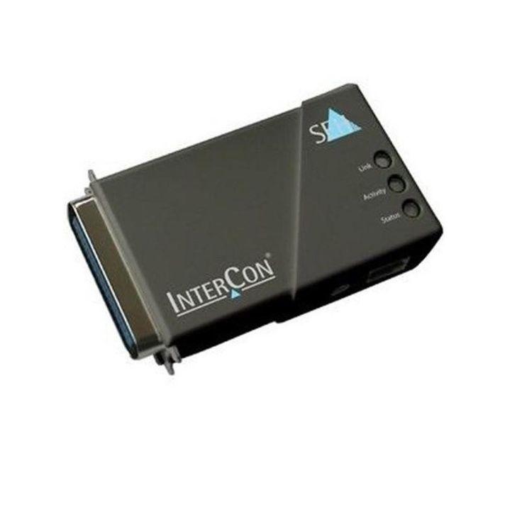 ZebraNet 10/100 Print Server Print Server RJ45 Parallel Xi4 Seh PS105-Z P1000219