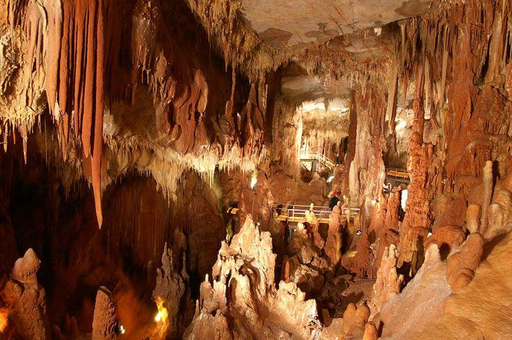 Petralona Cave, Petralona, Halkidiki, Greece