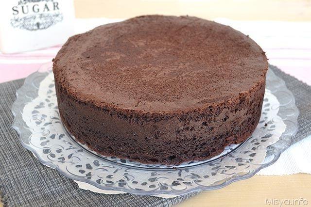 Torta moretta, scopri la ricetta: http://www.misya.info/2015/07/06/torta-moretta.htm