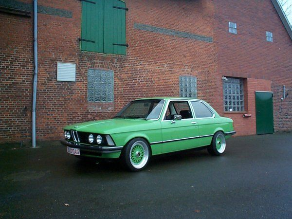 bbs bmw e28 custom color - Google Search