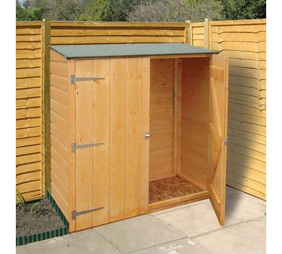 Buy Homewood Shiplap Garden Store 4 x 2ft at Argos.co.uk, visit Argos.co.uk to shop online for Garden storage boxes and cupboards, Conservatories, sheds and greenhouses, Home and garden