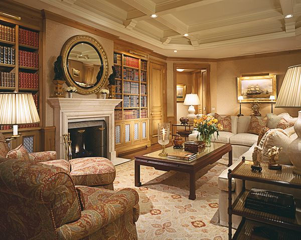 Living Room   Scott Snyder Inc.
