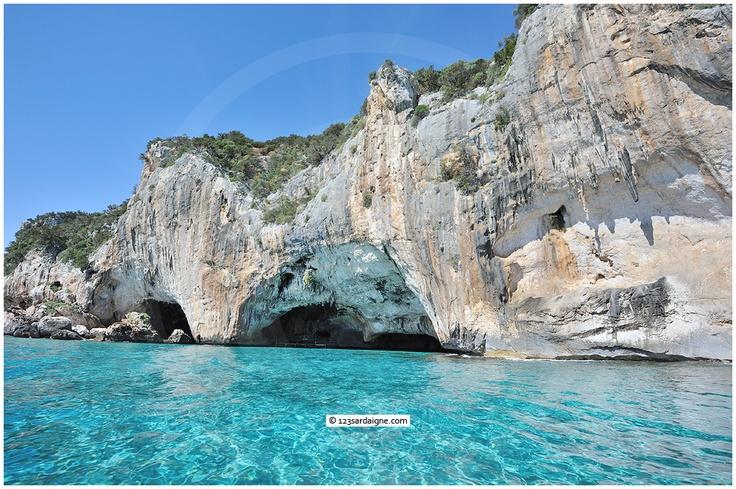 Grottes de Bue Marino - Sardinia