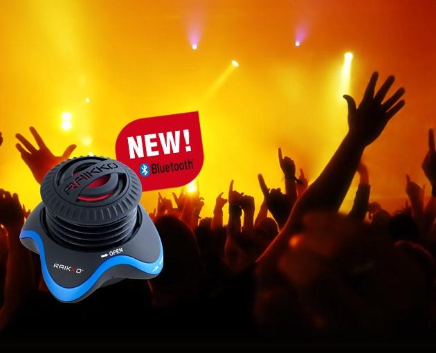 RAIKKO® Nano Bluetooth Vacuum Speaker