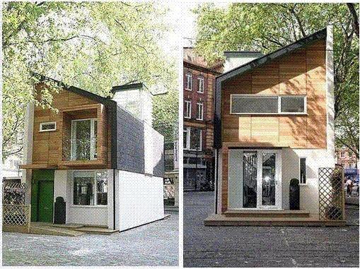 Znalezione obrazy dla zapytania mobilne domy realizacja