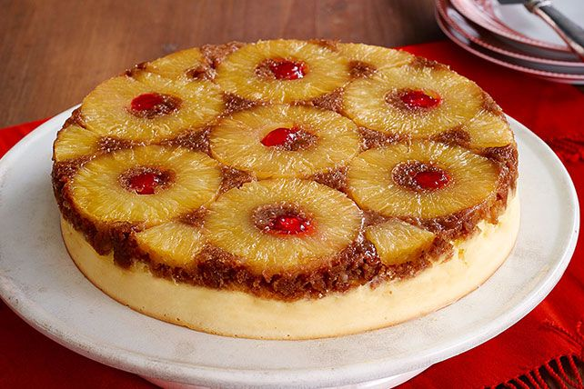 Combine pineapple upside down cake and cheesecake for the ultimate dessert. This Pineapple Upside-Down Cheesecake is the ultimate sweet treat.
