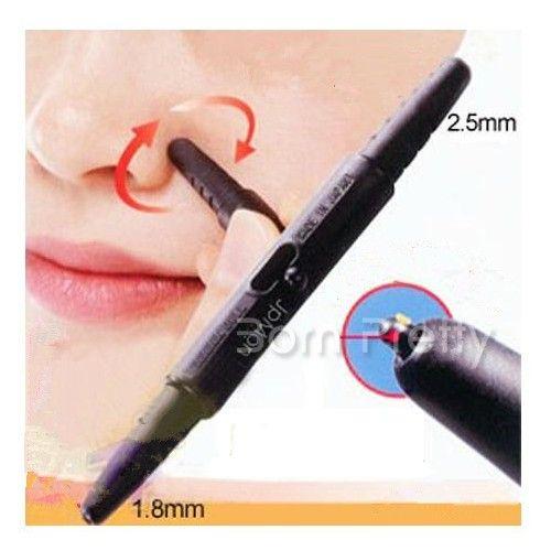 1pc $ 2,36 Preto Nose Pore Cleaner Vara Blackhead Remover - BornPrettyStore.com