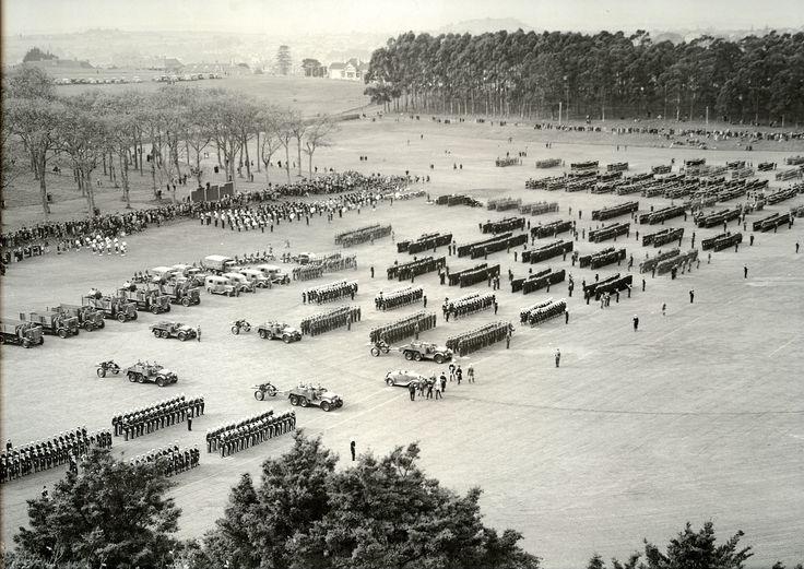 Auckland's regiment remembers