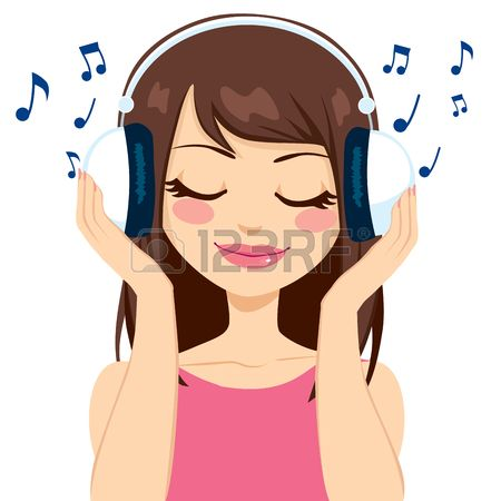 I like listening to music