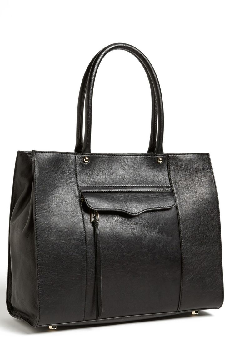 Medium MAB Leather Tote by Rebecca Minkoff on @nordstrom_rack