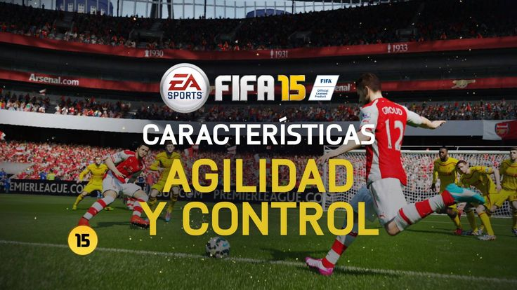 Fifa15: Agilidad y Control. Gamescom 2014 #FIFA15 #EASports #PC #PS3 #PS4 #Xbox360 #XboxOne #PlayStation3 #TSVideojuegos #PlayStation4 #XOne #Gamescom2014 #EA www.todosobrevideojuegos.com https://www.facebook.com/zonagamerslongliveplay