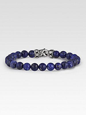 #ScottKay Lapis #Bracelet | www.goldcasters.com