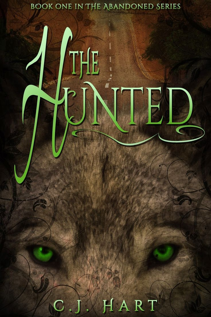 **COVER REVEAL!**  Check out the cover for my YA paranormal romance book The Hunted (the first book in the Abandoned series)! What do you guys think?    Be sure to read the excerpt and enter the giveaway for your chance to win an ARC of The Hunted!!   www.reneeshearer.com/home/cover-reveal-the-hunted-by-cj-hart