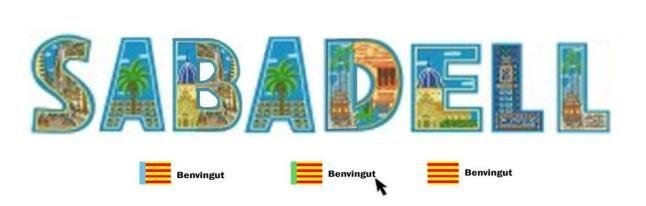 L'ajuntament de Castelló tradueix una campanya al català i al valencià amb textes idèntics (Levante EMV_13/05/2014)