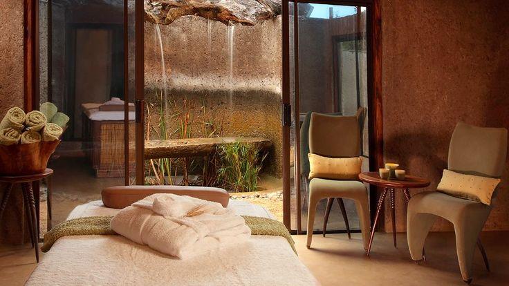 Earth Lodge, Sabi Sabi Private Game Reserve, Sabi Sand Reserve, Mpumalanga