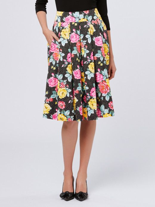 Garden Soiree Skirt