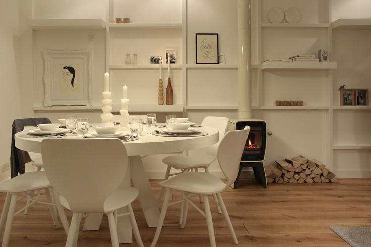 Woonkamer  Living room Ontwerp  Design Marijke Schipper
