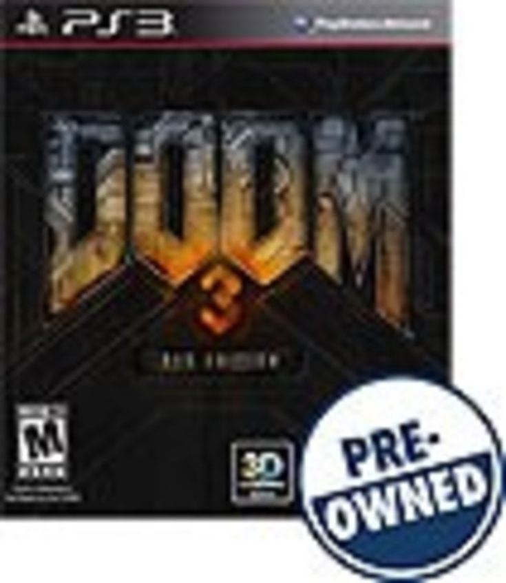 Doom 3 BFG Edition — PRE-Owned - PlayStation 3