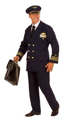 Costume de Pilote De Ligne