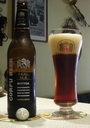 Real Bitter Ale