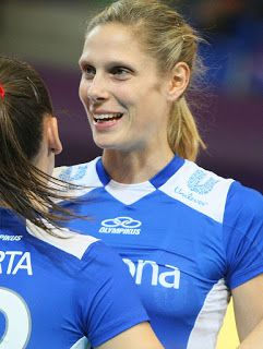 Famous Volleyball Players - Sarah Pavan