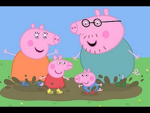Puzzle Place,Pepa Pig And Family - YouTube