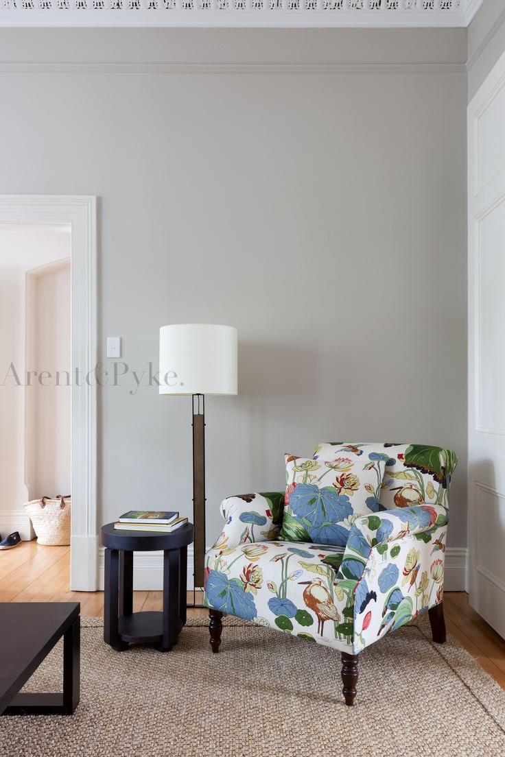 #woollahra #armchair #floorlamp #living #arentpyke #arent #pyke